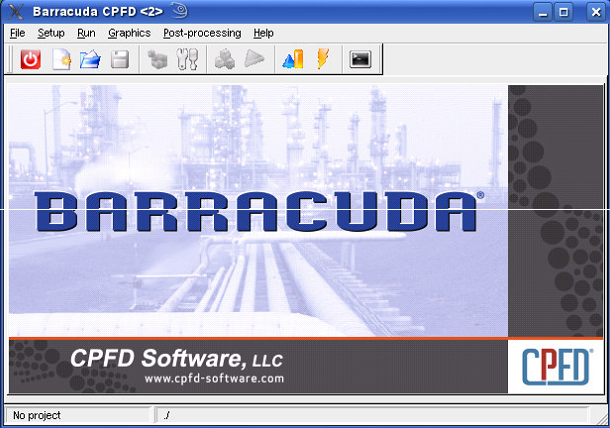 Barracuda在石油化工领域的应用